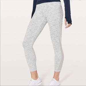 Lululemon Train Times Leggings